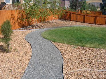 Crusher Fines Walkway and Tree Installation