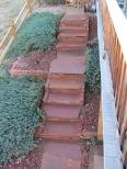 Random Flagstone Stairs #2