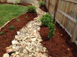 Garden design project near Lafayette, Colorado