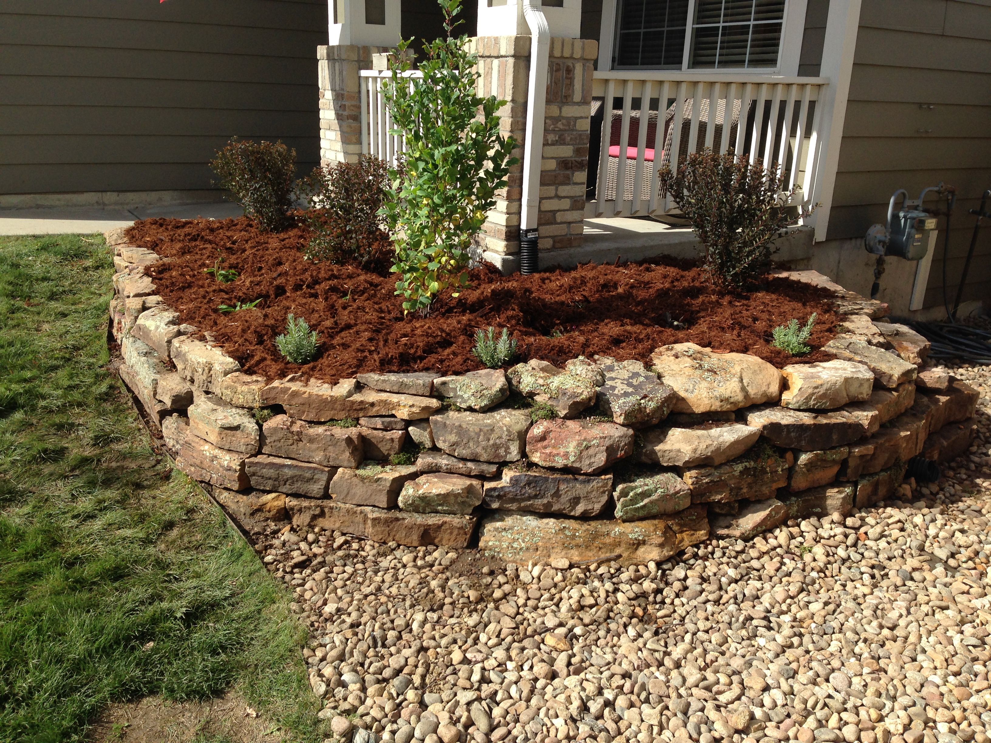 Stonework and Hardscapes – Glacier View Landscape and Design, Inc.