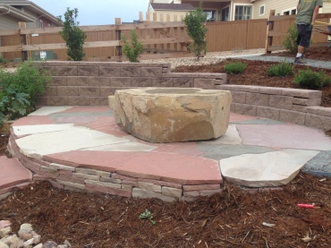 Hardscape and the city is Arvada-fire-IMG_3481