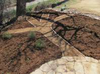Buff Stone patio