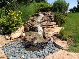 Pondless Waterfall