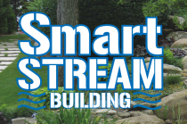 "Dave White, Owner of Glacier View is featured throughout the ""Smart Stream Building"" article starting on page 28 through page 31 in the July, 2017 issue of Landscape Contractor Magazine."