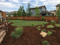 Broomfield, CO back yard Makeover