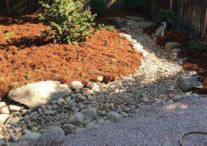 Asian Dry Riverbed-Garden Design by Glacier View Landscape Design & Installation